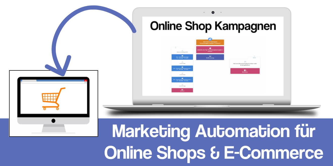 Digitalisierung Online Shop