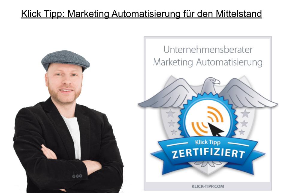 Klick Tipp Marketing Automatisierung