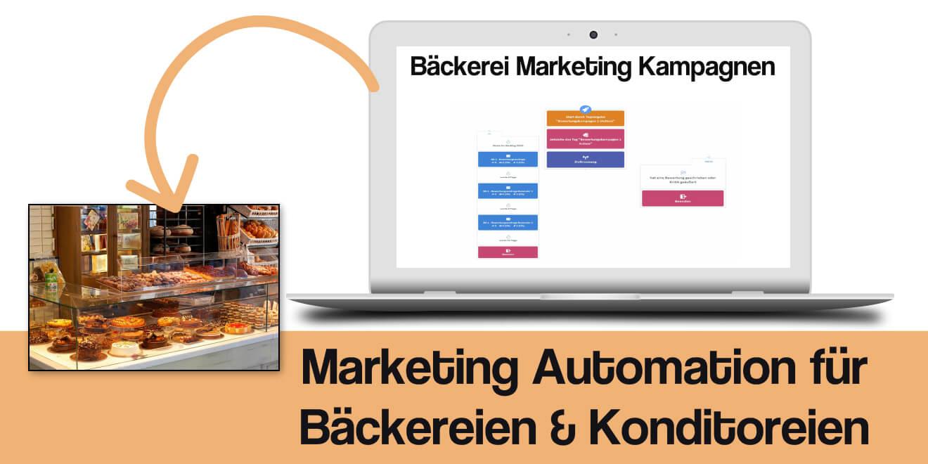 Digitales Marketing Bäckerei
