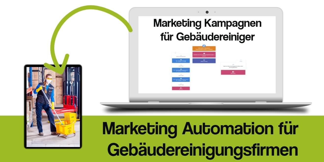 Gebäudereinigung Online Marketing