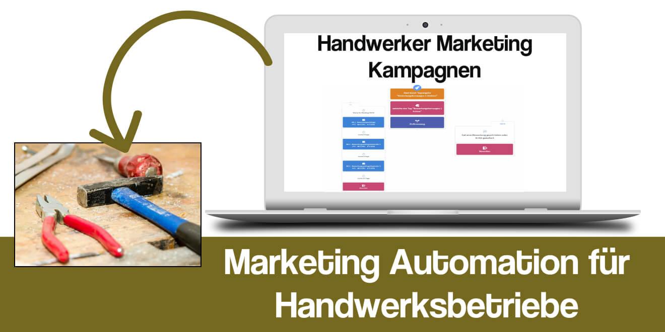 Handwerker Online Marketing