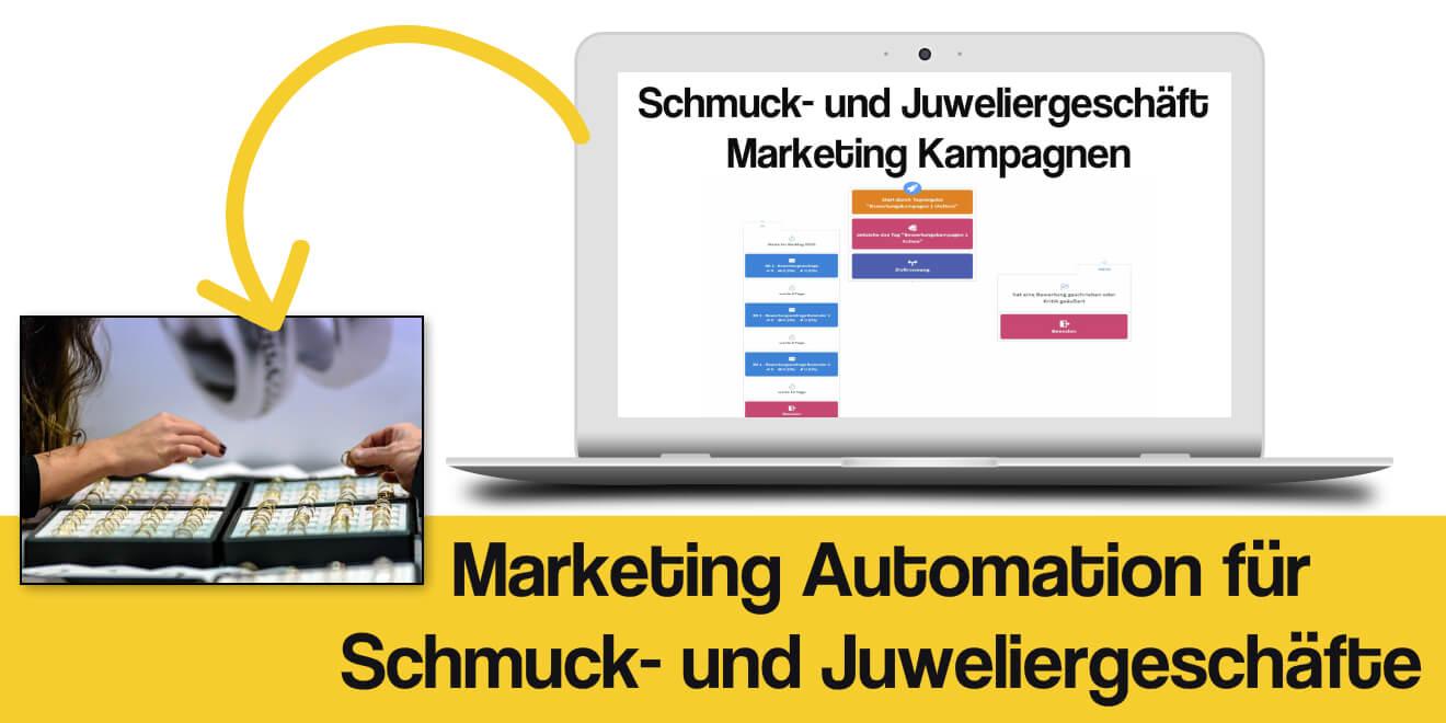 Schmuck Online Vertrieb
