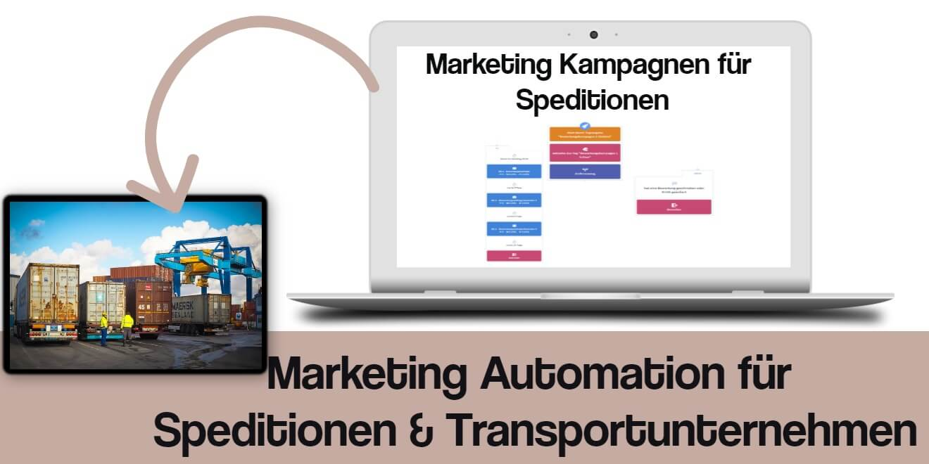 Spedition Marketing Automation