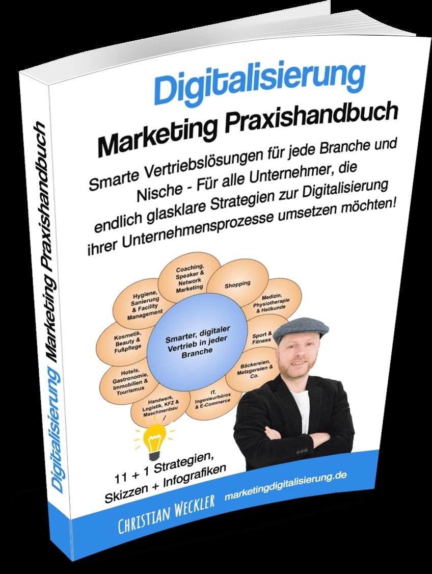 Marketing Digitalisierung Handbuch